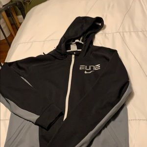 Nike Elite Thermal Fit Full Zip Up Hoodie - M